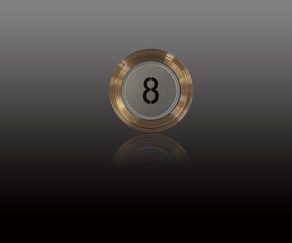 微压式按钮